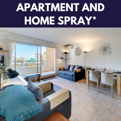 Apartment & Home Spray